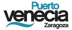 logo puerto venecia zaragoza