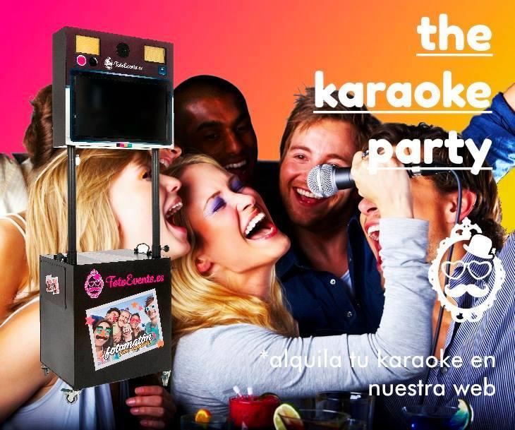 alquiler karaoke zaragoza
