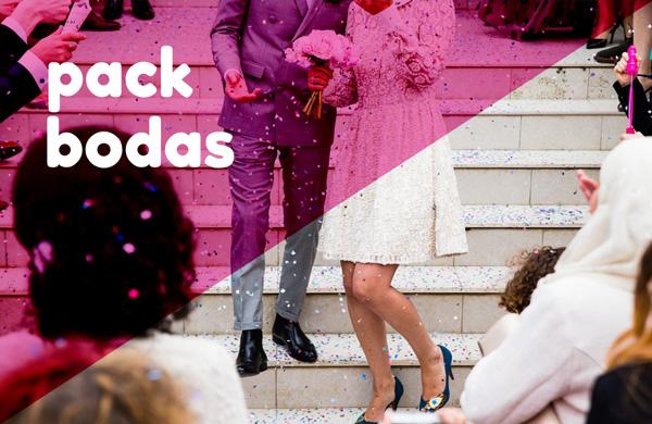 pack bodas fotoevents zaragoza