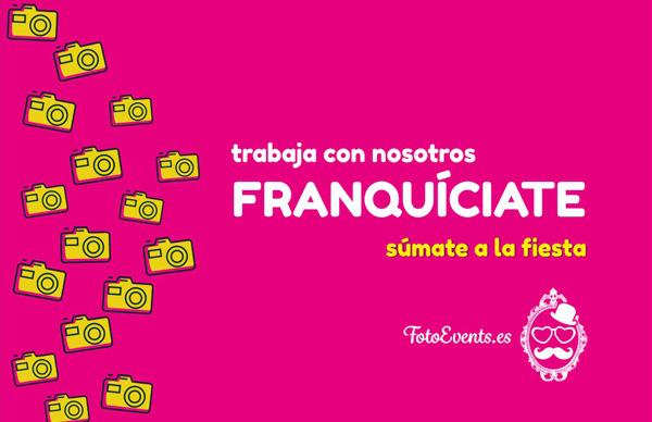 franquicias fotoevents Zaragoza