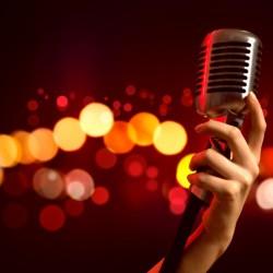 Karaoke para cenas de empresa